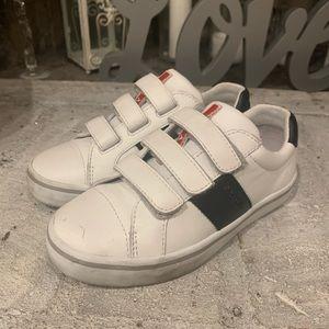 Kids Prada Velcro sneakers sz 31